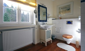 Guesthouse Kaiser in Schliersee - Blue Room